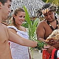 Svatba Francouzská Polynésie