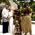 Svatba na Fidži v Sonaisali Island