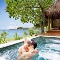 Svatba na Fidži ve Likuliku Lagoon