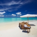 Svatba na Maledivách v Island  Hideaway