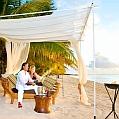 Svatba na Mauriciu v Lux Le Morne