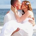 Svatba na Tobagu v Bacolet Beach